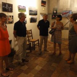 Vernissage expositions été 2015