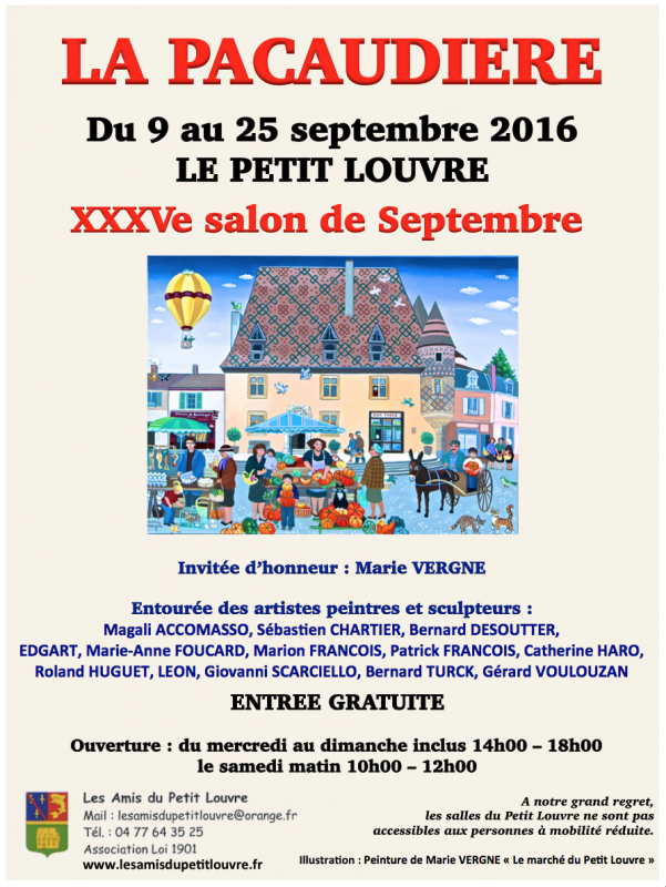 Affiche salon septembre version du 23 juillet