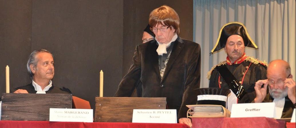 Procès Peytel (reconstitution, juin 2015)