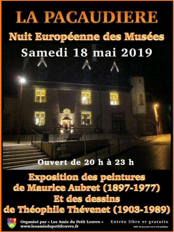 Nuit des musees 2019 petit louvre