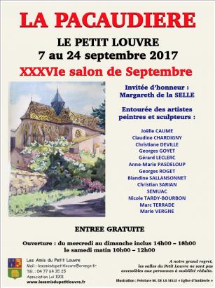 Expo petit louvre septembre 2017