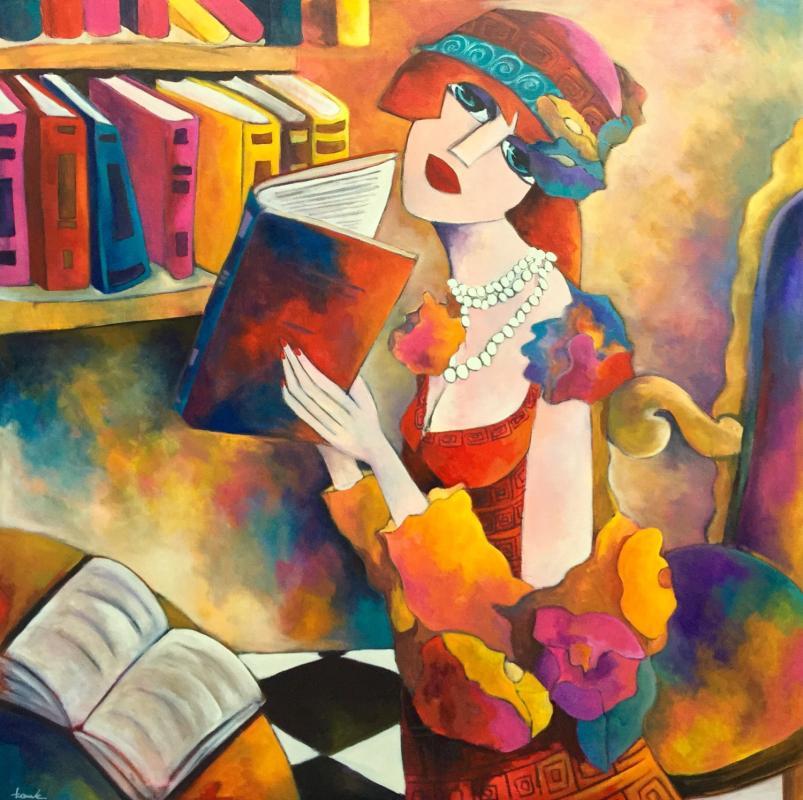 Les livres de colette fauve artiste peintre galerie deza