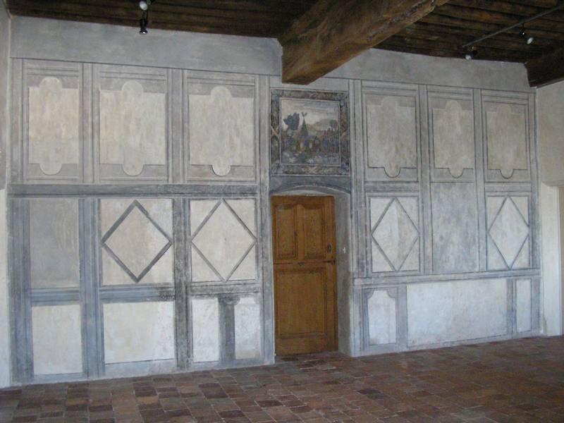 Fresques Petit Louvre