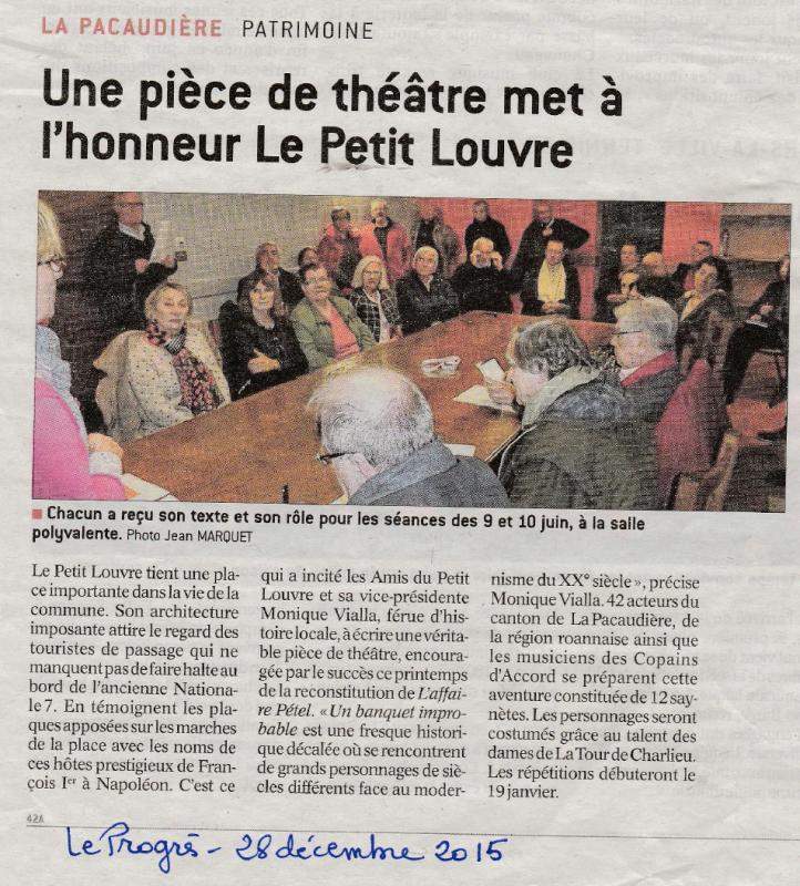 The a tre au petit louvre